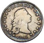 1795 $1 F Details