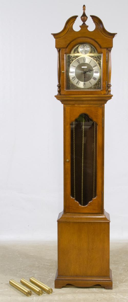 "Seth Thomas ""Tempus Fugit"" Grandfather Clock"