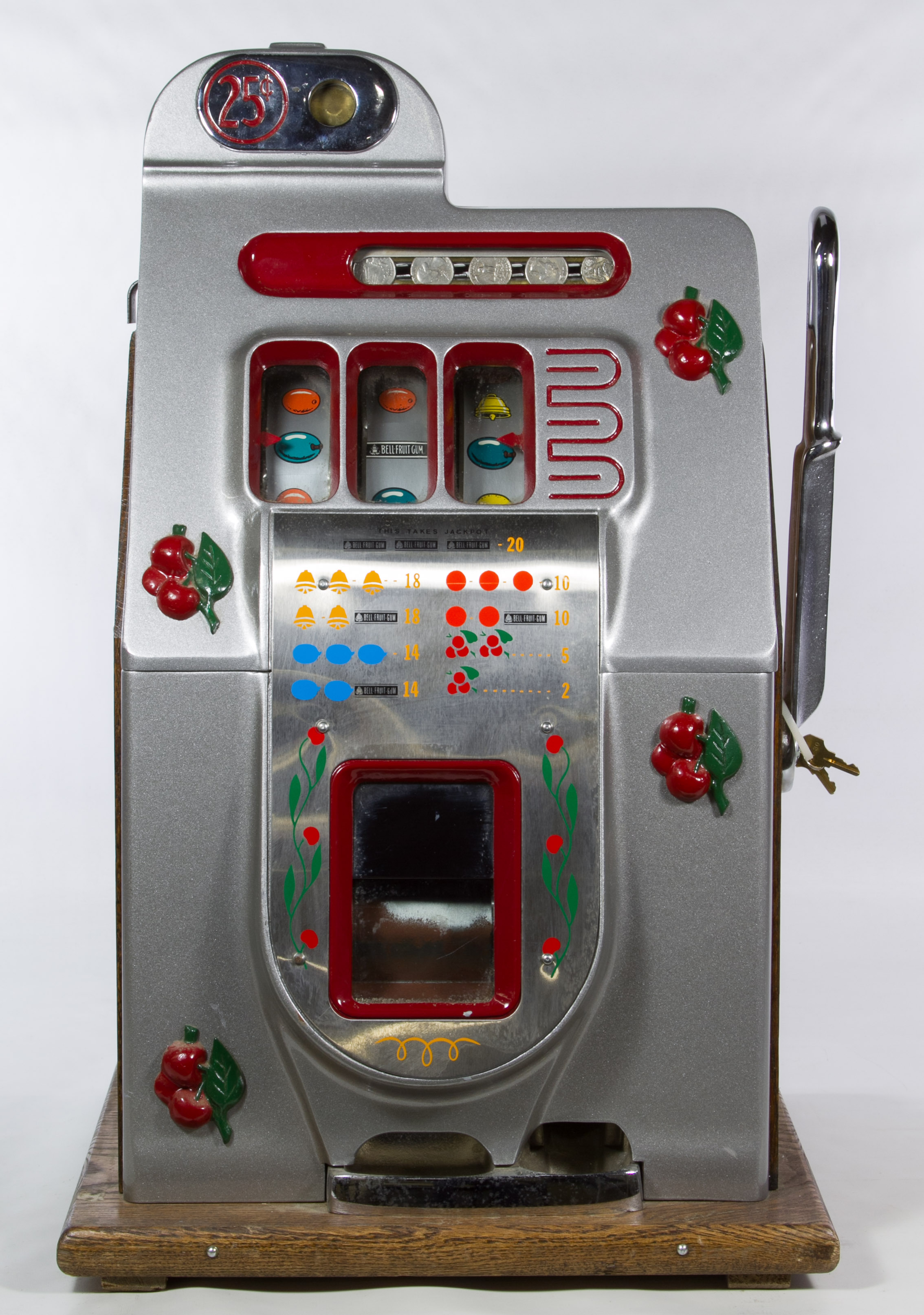 free quarter slot machines