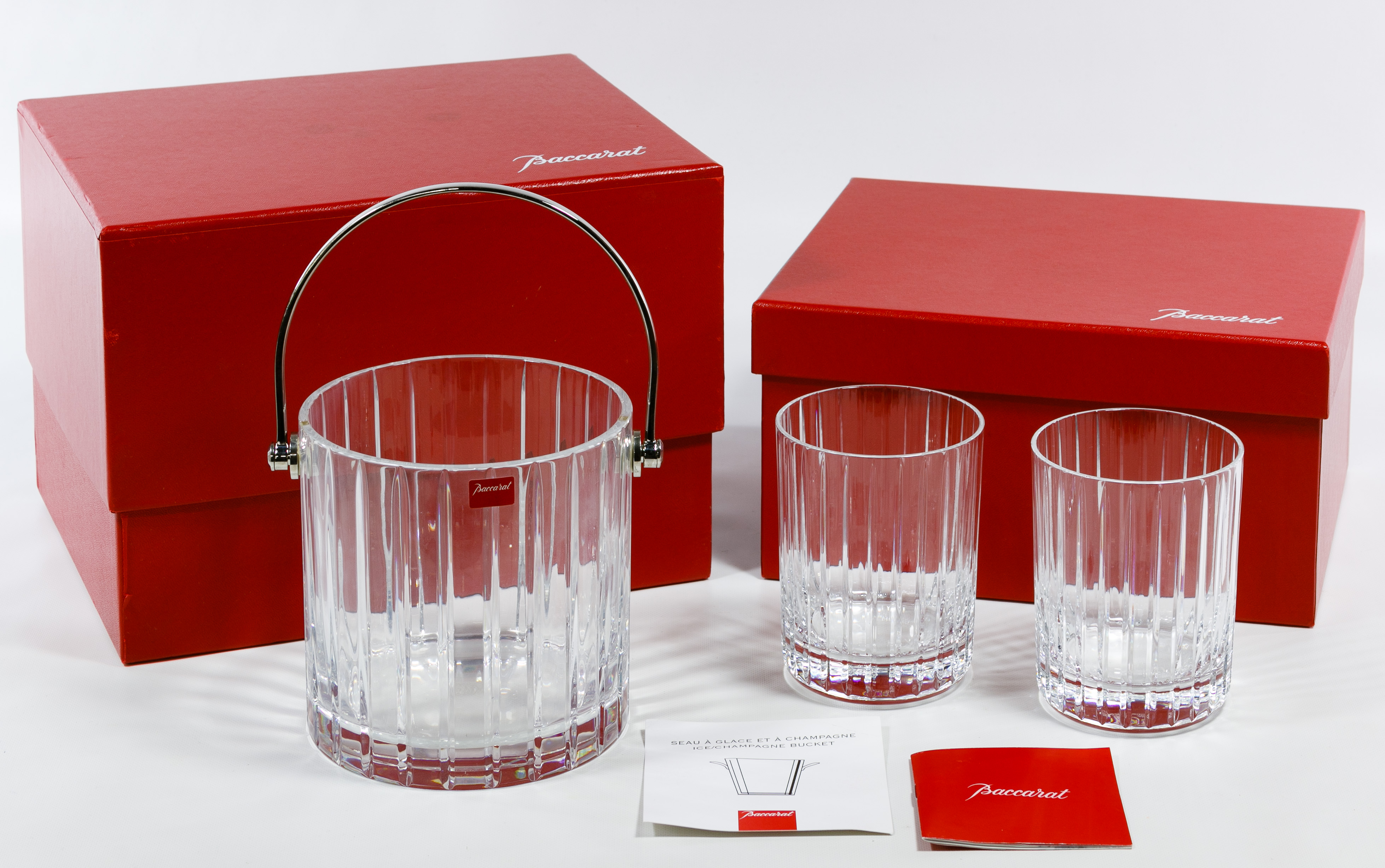 Baccarat harmonie double old fashioned 39