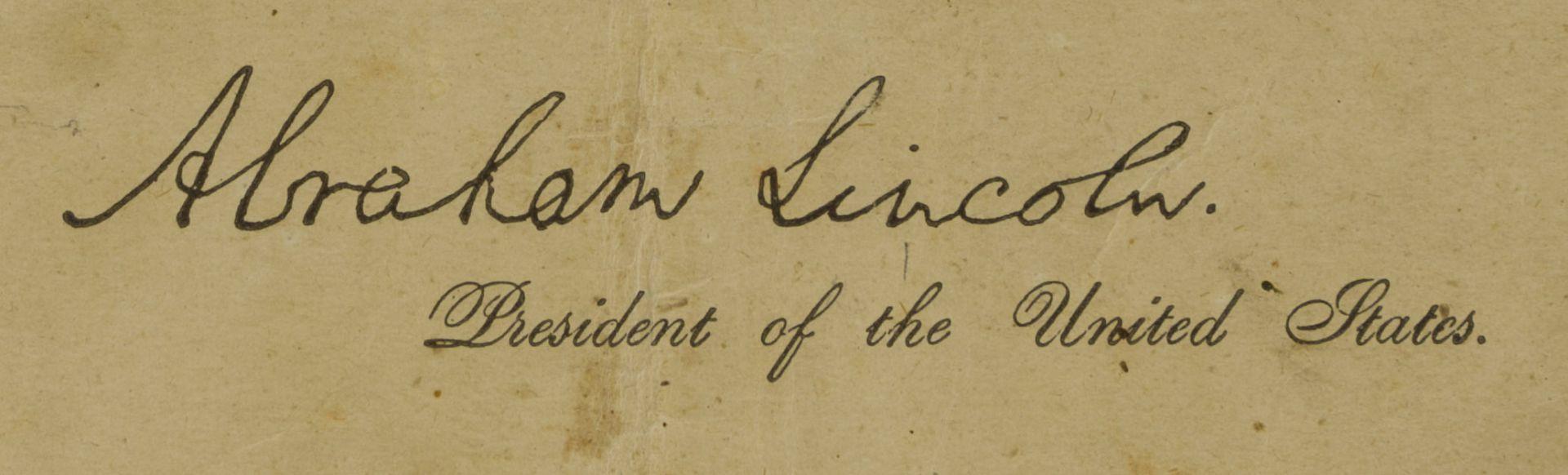 Lot 232 Civil War Certificate Of Honorable Discharge Leonard