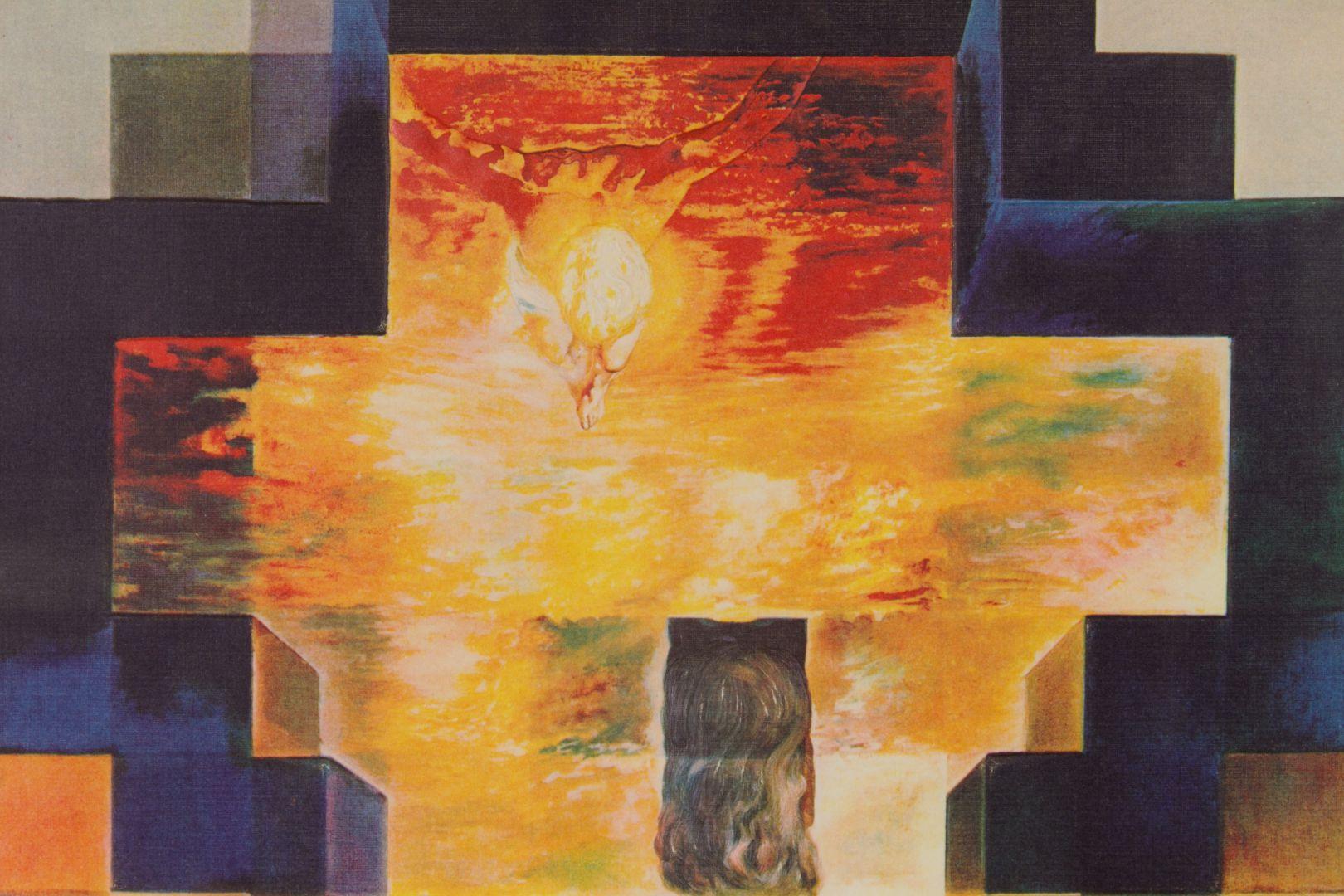 SALVADOR DALI (1904-1989) GALA NUDE (ABRAHAM LINCOLN