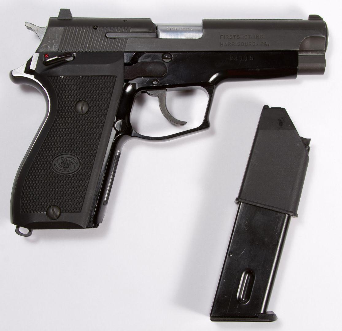 Lot 479: Daewoo DP51 9mm Parabellum Automatic Pistol (Serial #04115