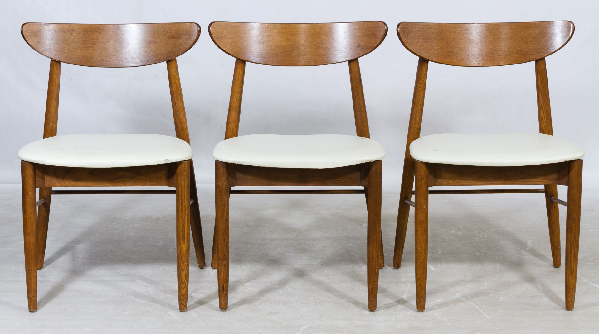Mid Century Modern Side Chairs By Stanley
