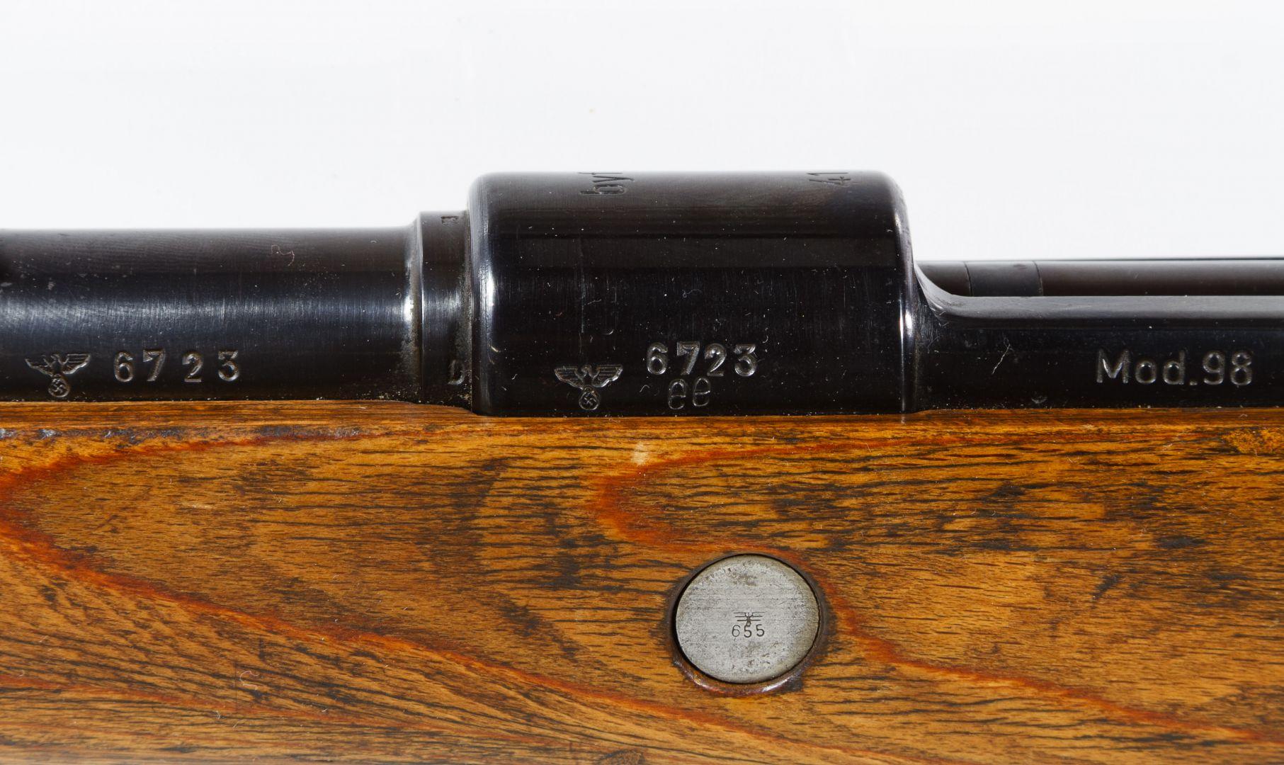 Mauser serial numbers k98