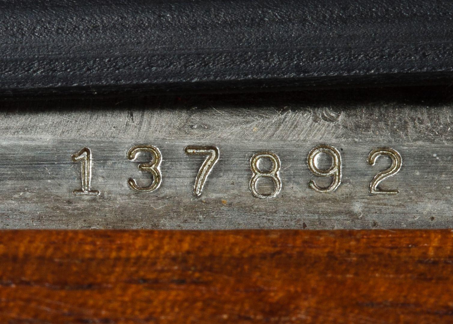 Lot 332 Sheridan Silver Streak 5mm Pellet Rifle Serial