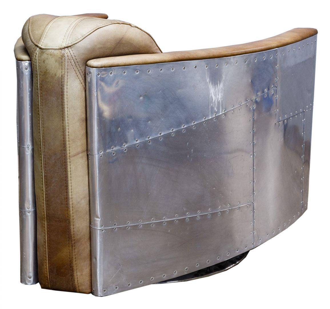 Prime Lot 92 Restoration Hardware Aviator Leather Chair Short Links Chair Design For Home Short Linksinfo
