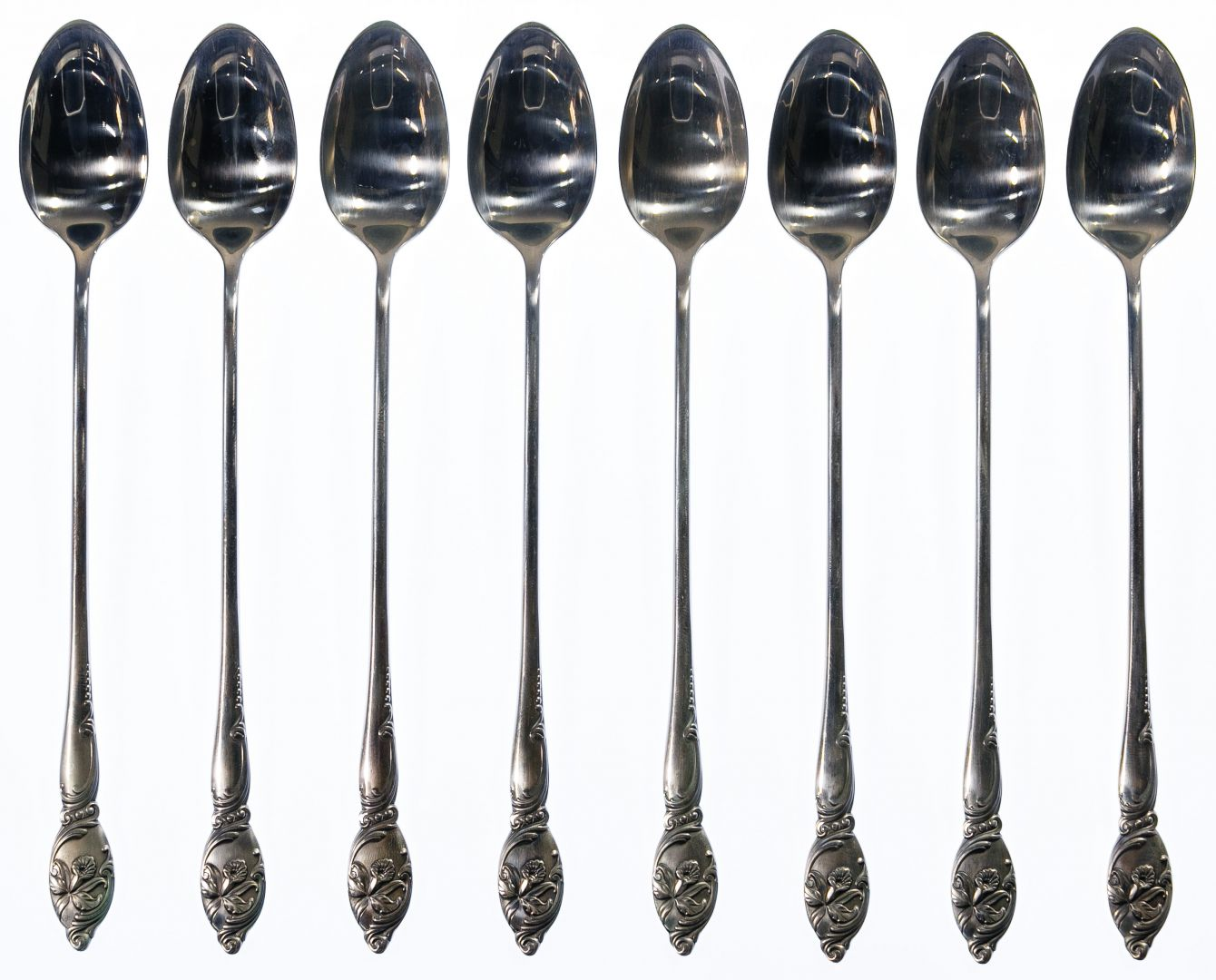 WESTMORLAND STERLING FORK ~ ENCHANTING ORCHID ~ NO MONO S