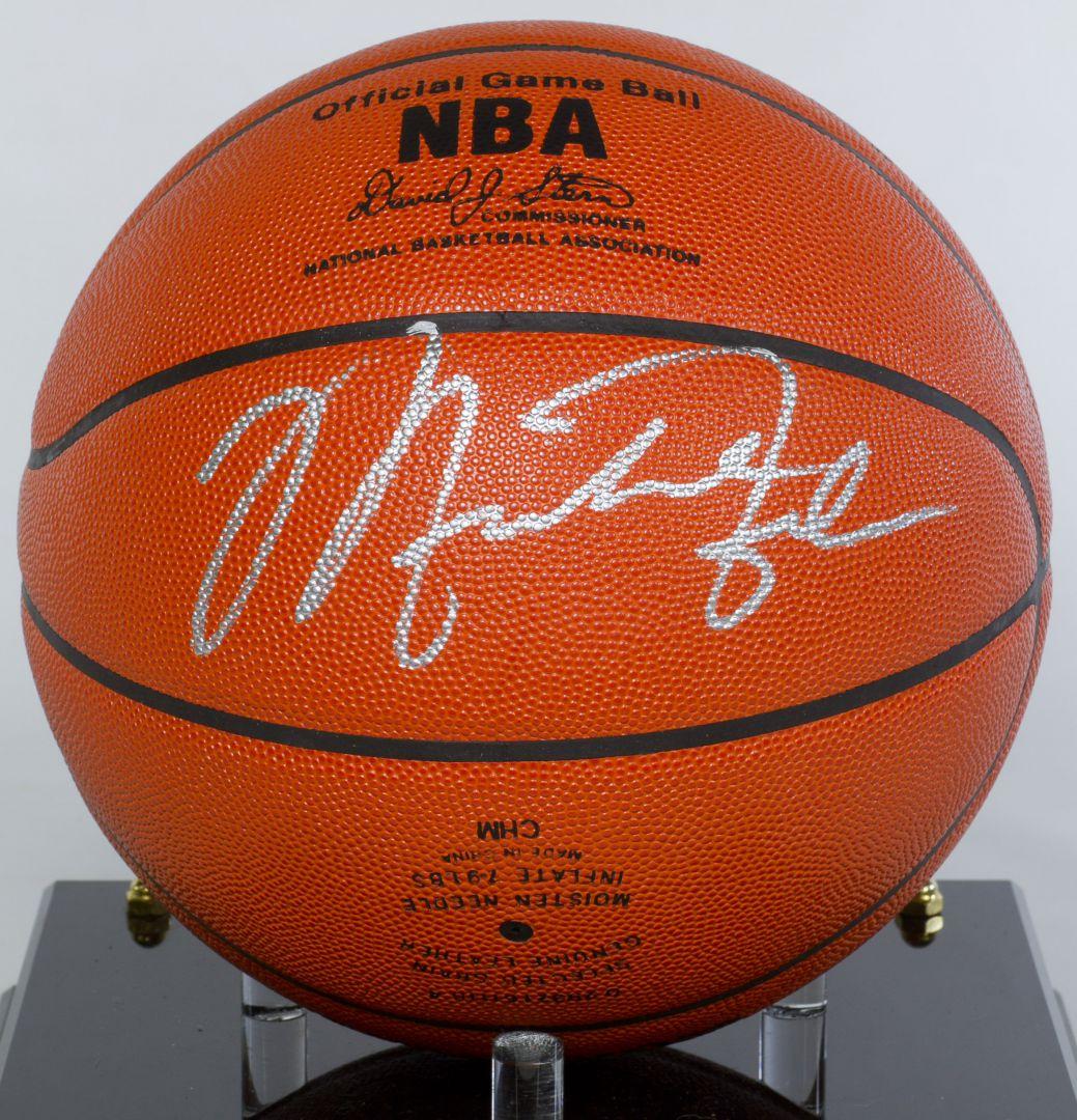 promo code a807a 09966 Lot 4426: Michael Jordan Autographed Basketball | Leonard ...