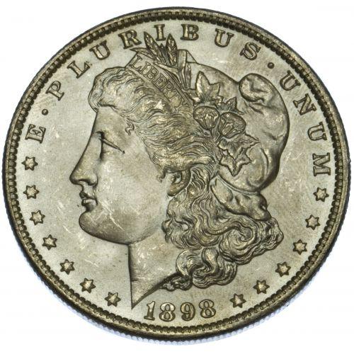 1898-O $1 MS-64