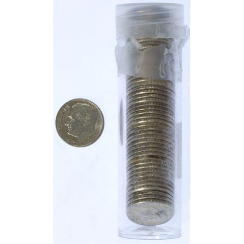 $4.90 Face Silver 10c