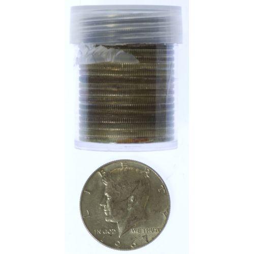 $10.00 Face Kennedy Silver-Clad 50c