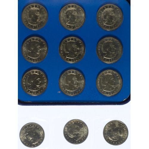 1979-1981 $1 Set