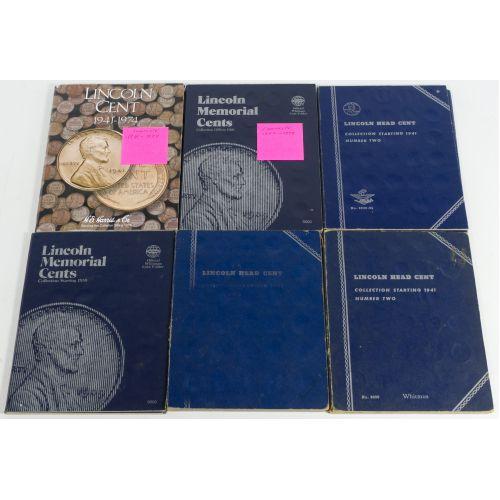 Lincoln 1c Books