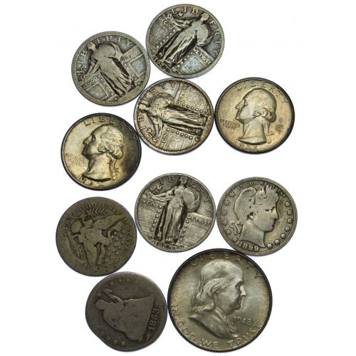 $2.75 Face US Silver