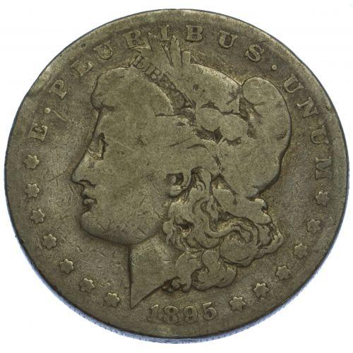 1895-O $1 AG