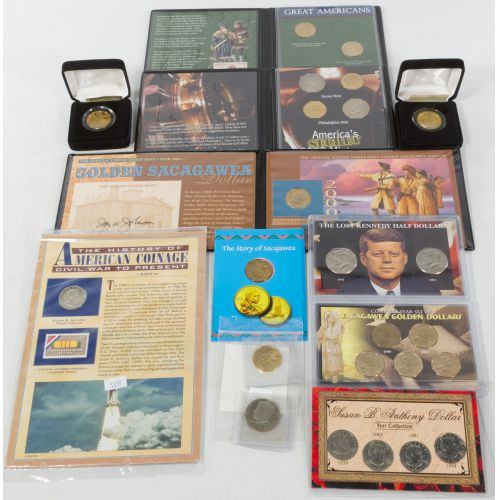 Eisenhower & Susan B. Anthony $1 Assortment