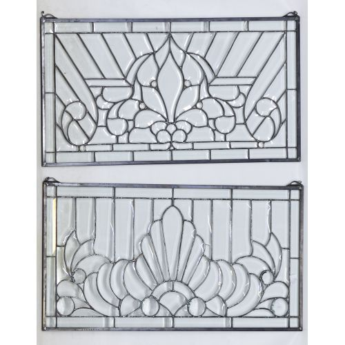 Leaded and Beveled Glass Windows