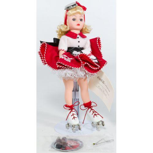 Madame Alexander Coca-Cola Carhop Doll
