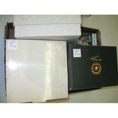 Group of Figurines in boxes (4pcs)