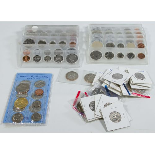 US Coin & Year Set Assortment