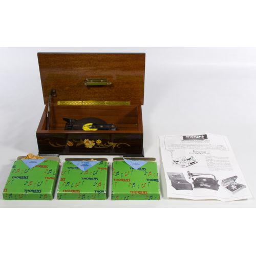 Thorens Swiss Disc Music Box