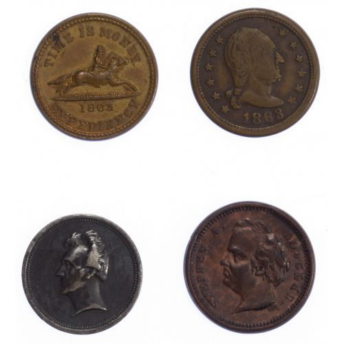 US Tokens F/XF+