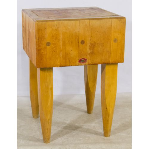 Maple Butcher Block by Bally