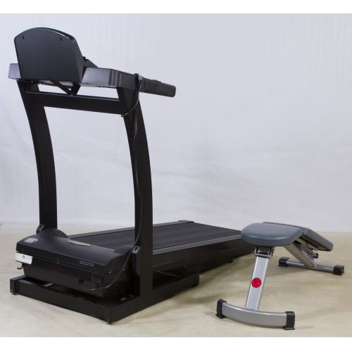 Treadmill by Alliance with Weight Bench