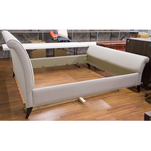 Upholstered Bed Frame by Koch Smith