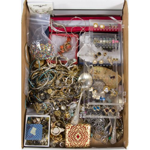 Costume Jewelry Assortment
