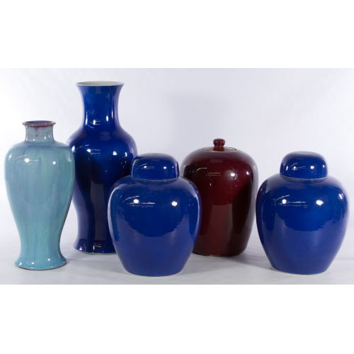 Ceramic Vase Assortment