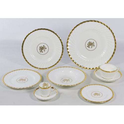 "Mintons ""Gold Rose"" China Service"