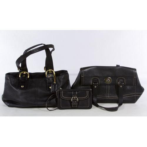 Coach Bag and Wallet Assortment