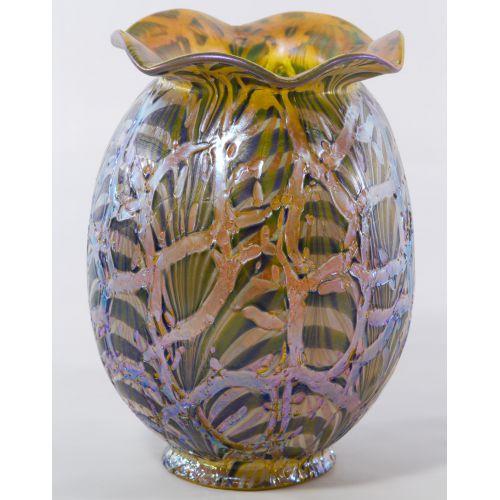 Durand Moorish Crackle Lamp Shade