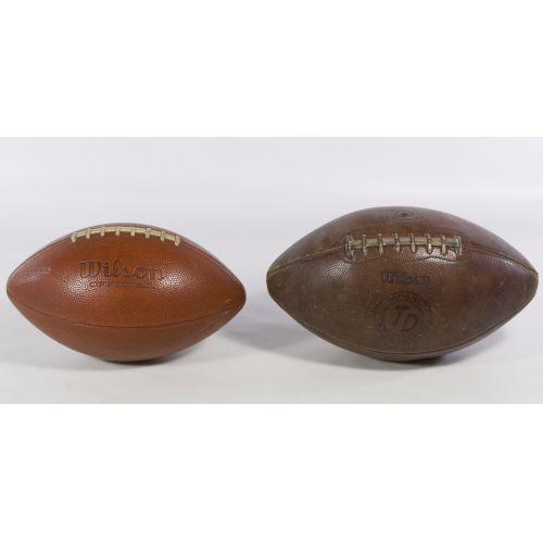 Vintage Footballs