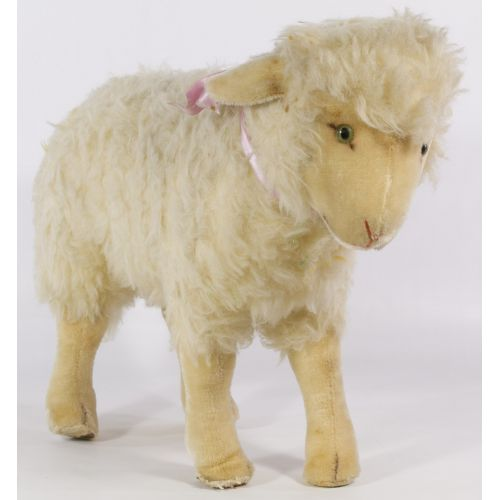 Wool Plush Lamb