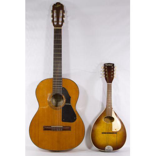 Aria Model No. A553 Acoustic Guitar