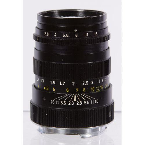 Leitz Tele-Elmarit 90mm Lens