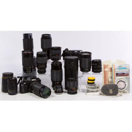 Camera Lens Assortment
