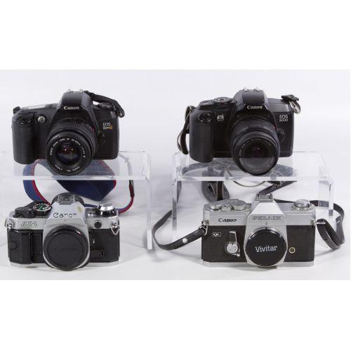 Canon Camera Assortment