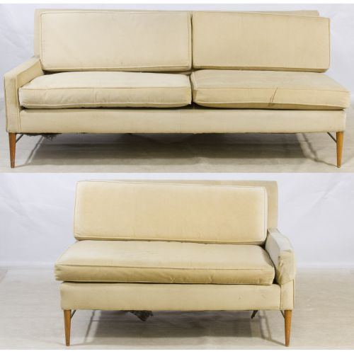 Mid-Century Modern Sectional Sofas by Paul McCobb for Widdicomb