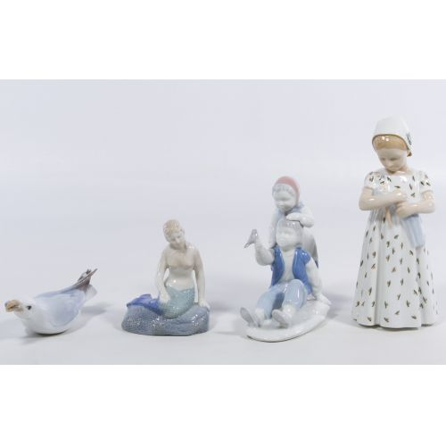 Ceramic Figurine Assortment