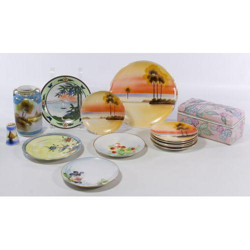 Japanese Ceramic Assortment
