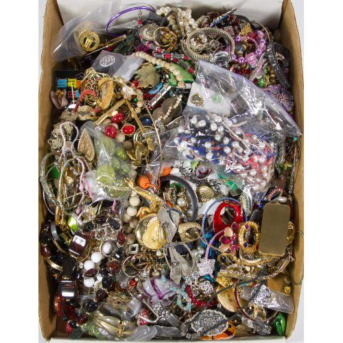 Costume Jewelry Assortment