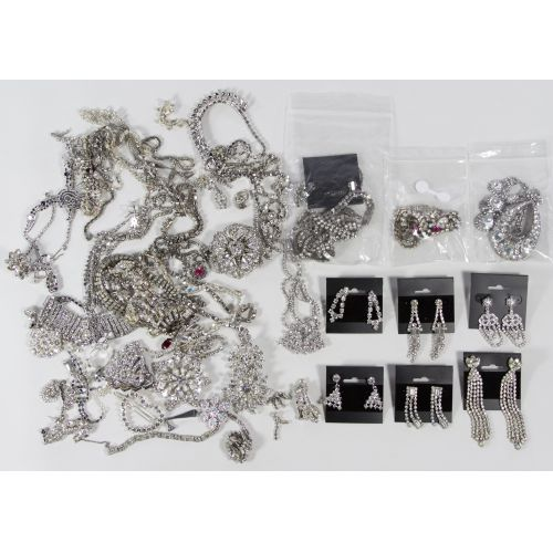 Rhinestone Jewelry Assortment