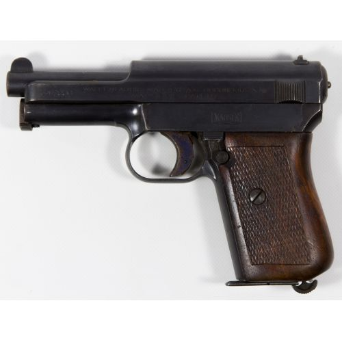 Mauser Model 1934 7,65mm/.32 Cal. Pocket Pistol (Serial #347226)