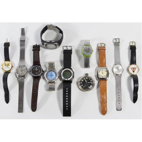 Wrist and Pocket Watch Assortment