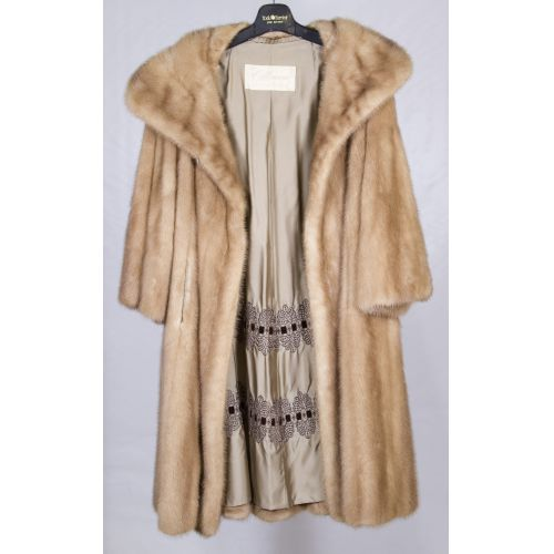 Autumn Haze Mink Coat by Evans