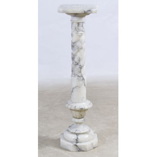 Marble Plant Stand / Pedestal